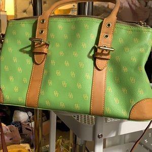 Green Dooney and Bourke bag